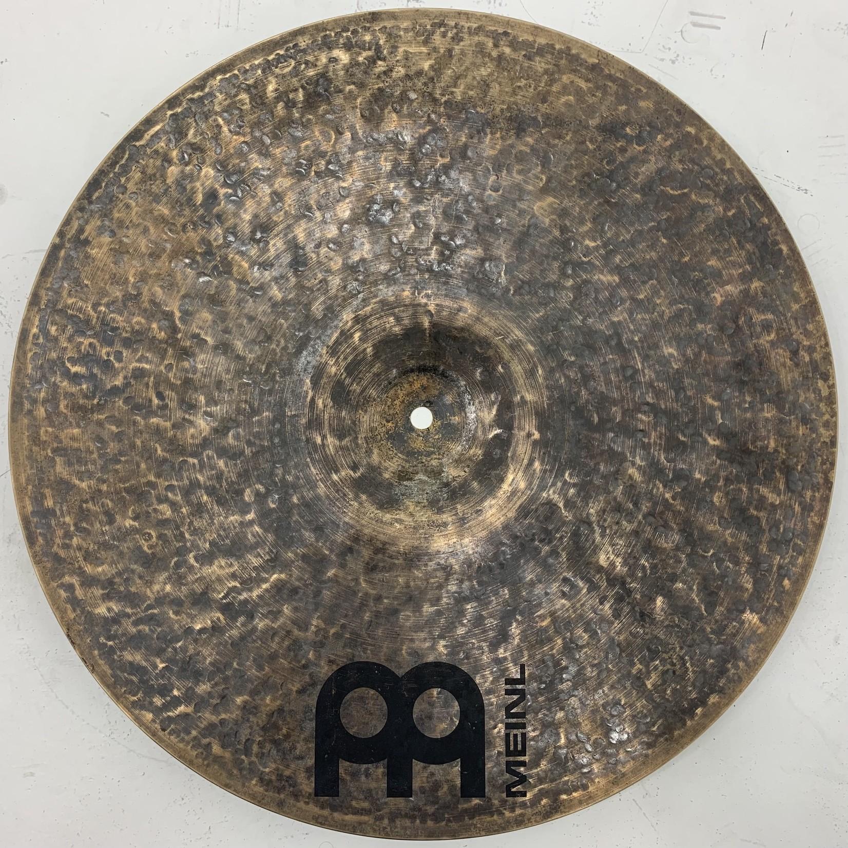 "USED Meinl Byzance 17"" Dark Crash Cymbal (Michael Wagener Collection)"