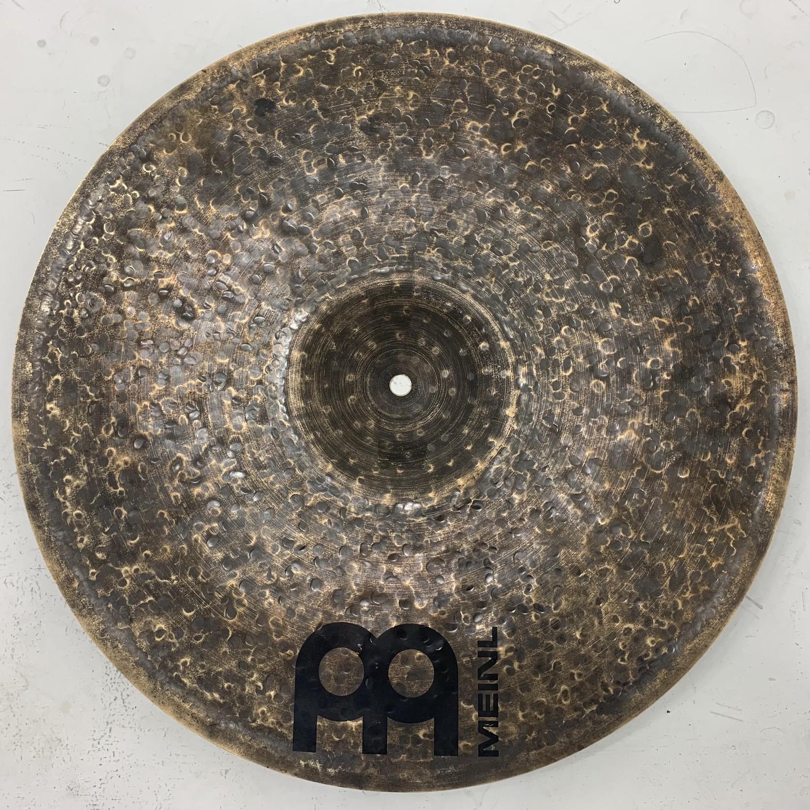 "USED Meinl Byzance 18"" Dark Crash Cymbal (Michael Wagener Collection)"