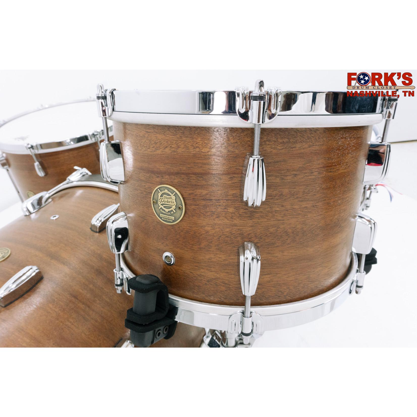 "Drum Pickers Drum Picker's 4pc ""Ribbon Mahogany"""