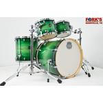"Mapex Mapex Armory 4pc Drum Kit ""Emerald Burst"""