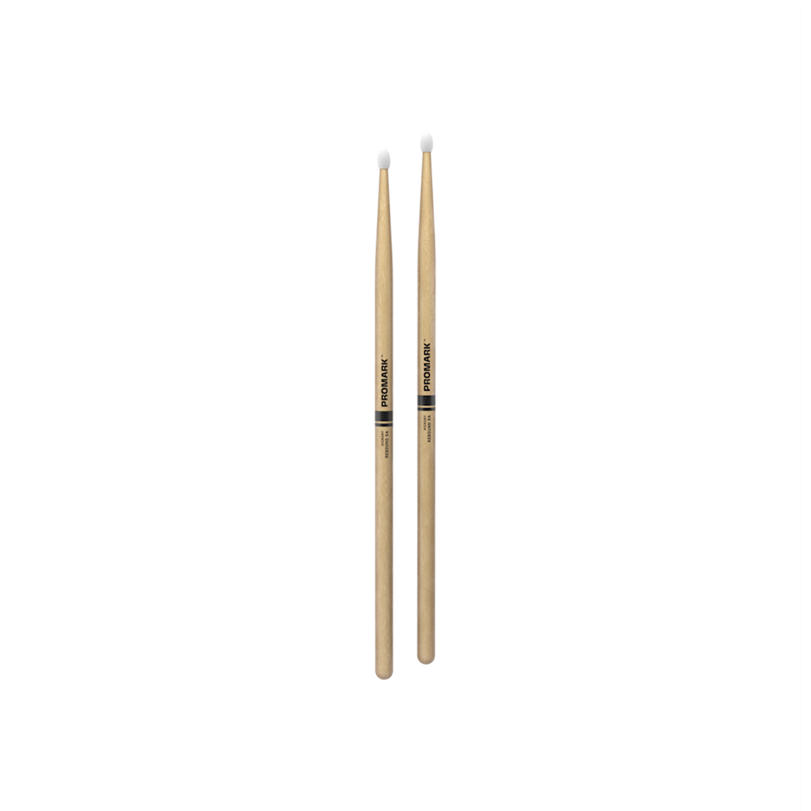Promark ProMark Rebound 5A Hickory Nylon Tip Drumstick