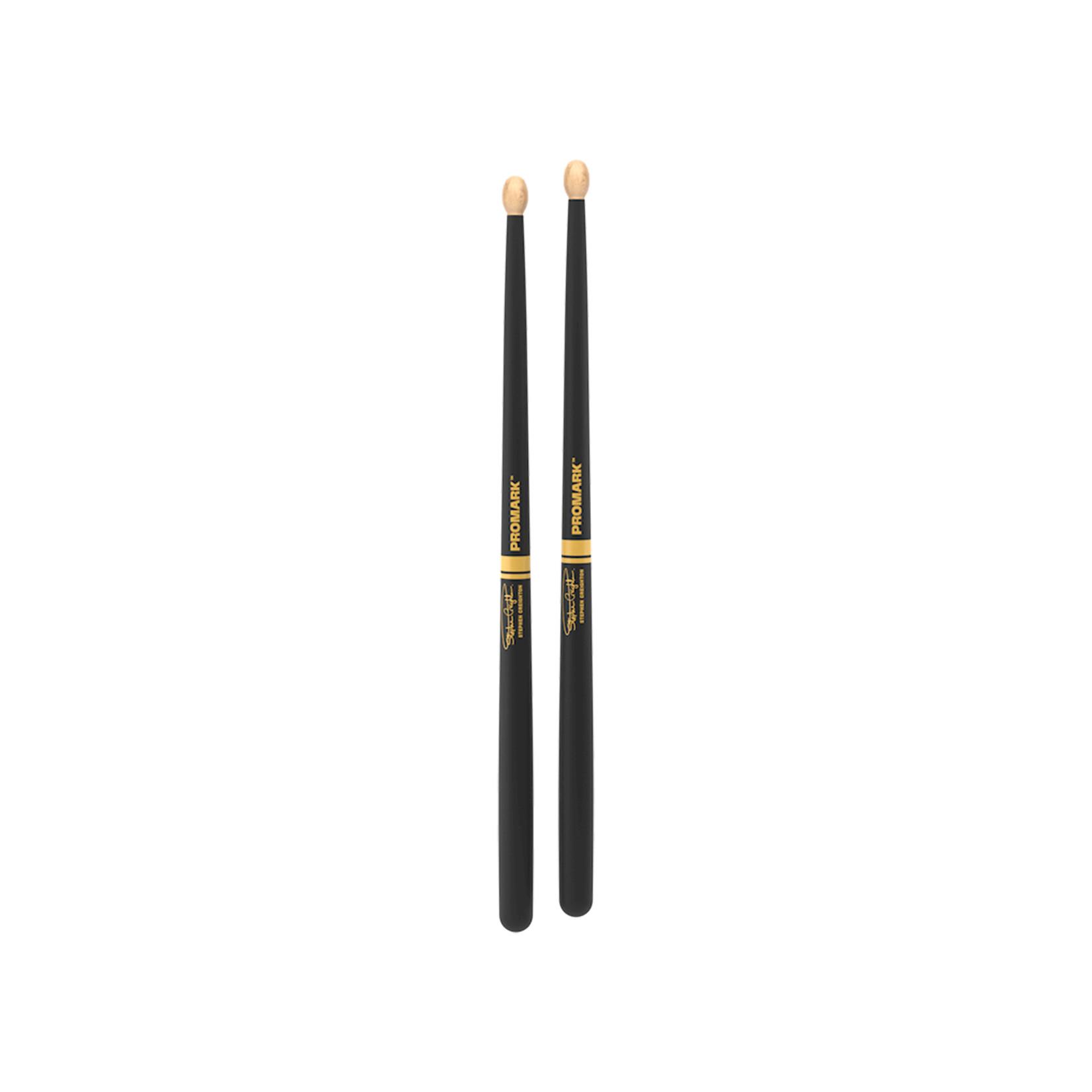 Promark ProMark Stephen Creighton 2000, Activegrip Maple Wood Tip Drumstick