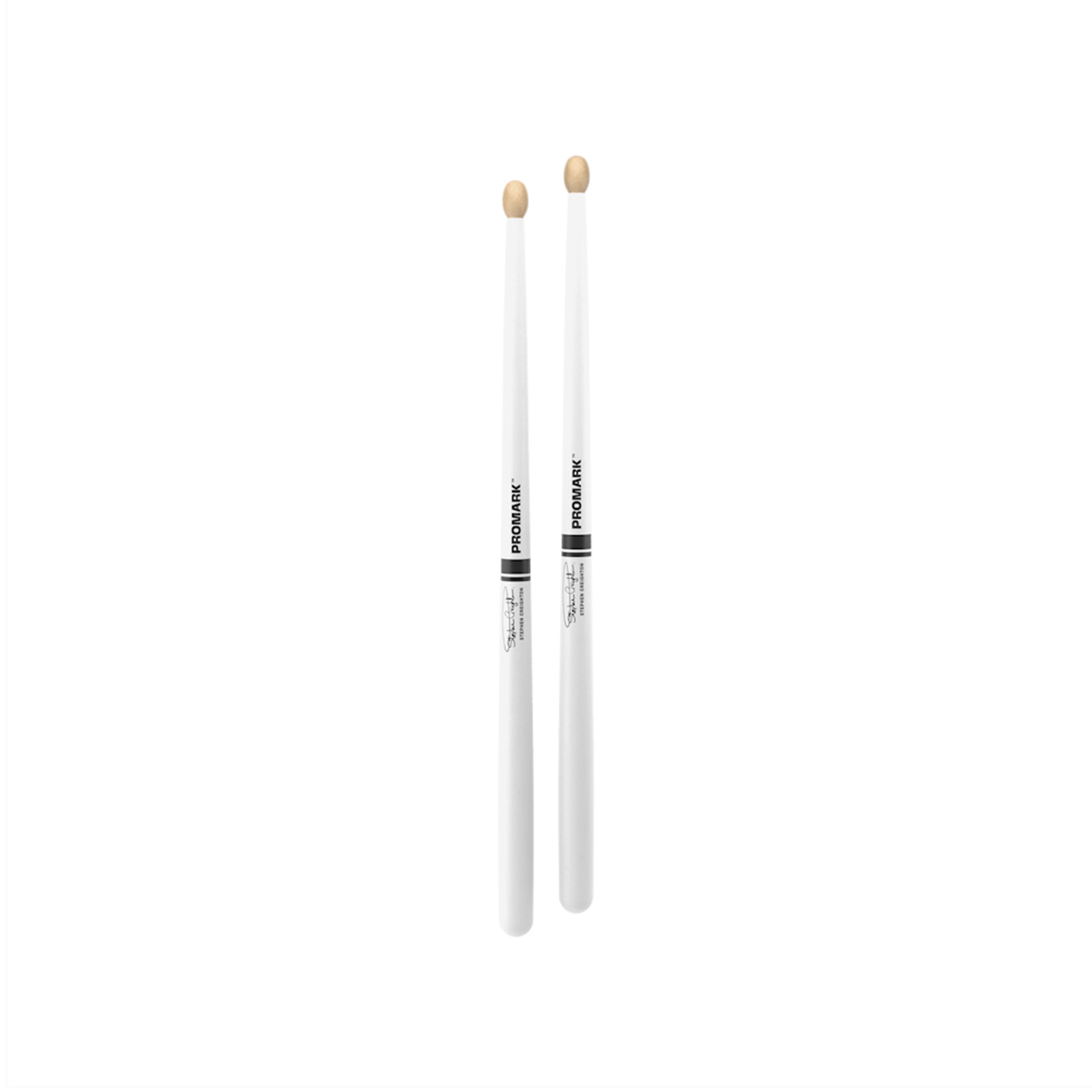 Promark ProMark Stephen Creighton 2000, Maple White Wood Tip Drumstick