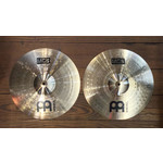 "Meinl USED Meinl MCS 14"" Medium Hi-Hat Cymbals (Pair) (Discontinued)"