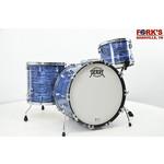 """Pearl Pearl President Series Deluxe 3pc Drum Set - """"Ocean Ripple"""""""