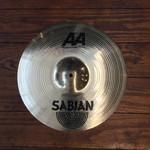 """Sabian USED Sabian AA 16"""" Metal X Crash Cymbal"""