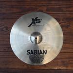 "Sabian USED Sabian XS20 16"" Medium Thin Crash Cymbal"