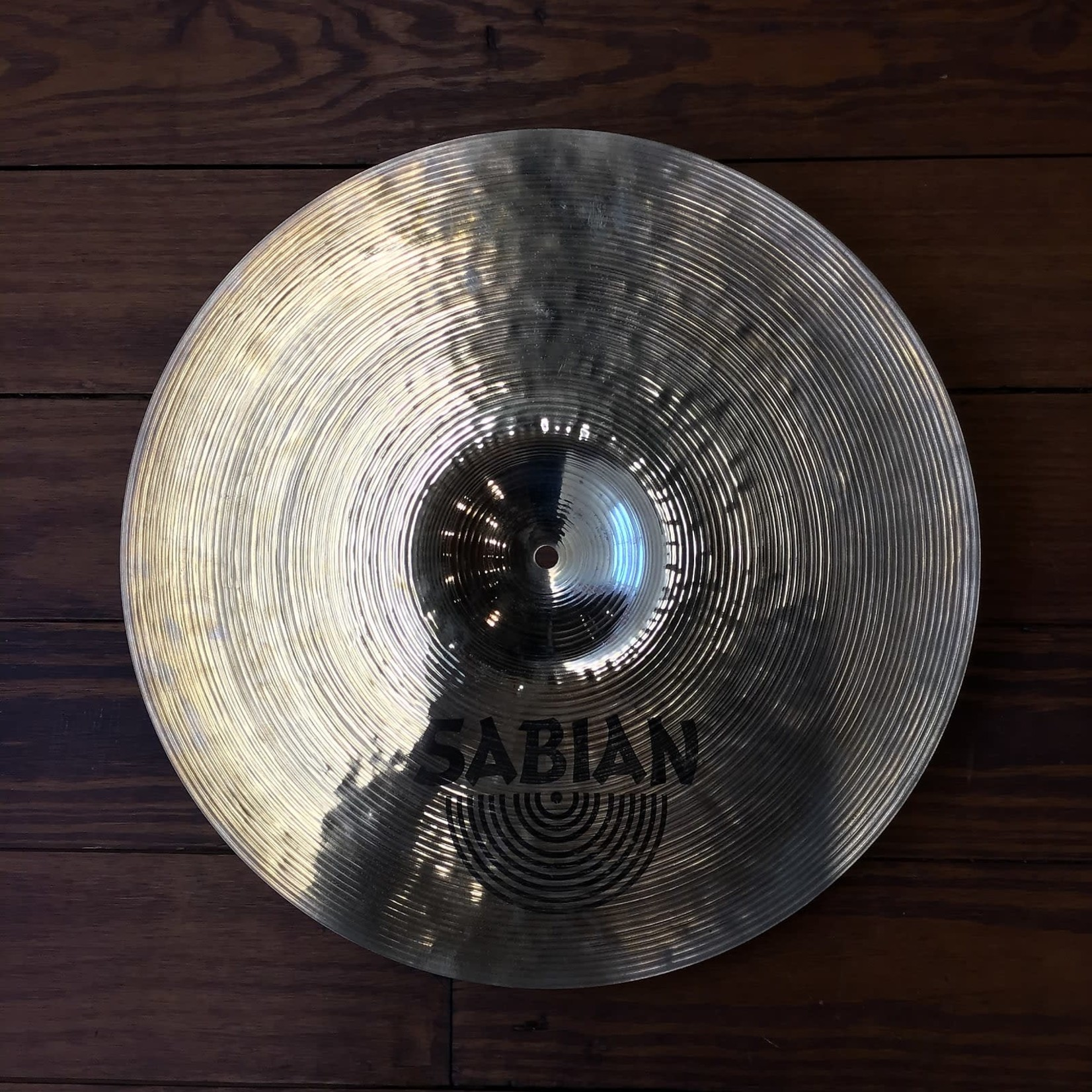 "Sabian USED Sabian HH 18"" Medium Thin Crash Cymbal"