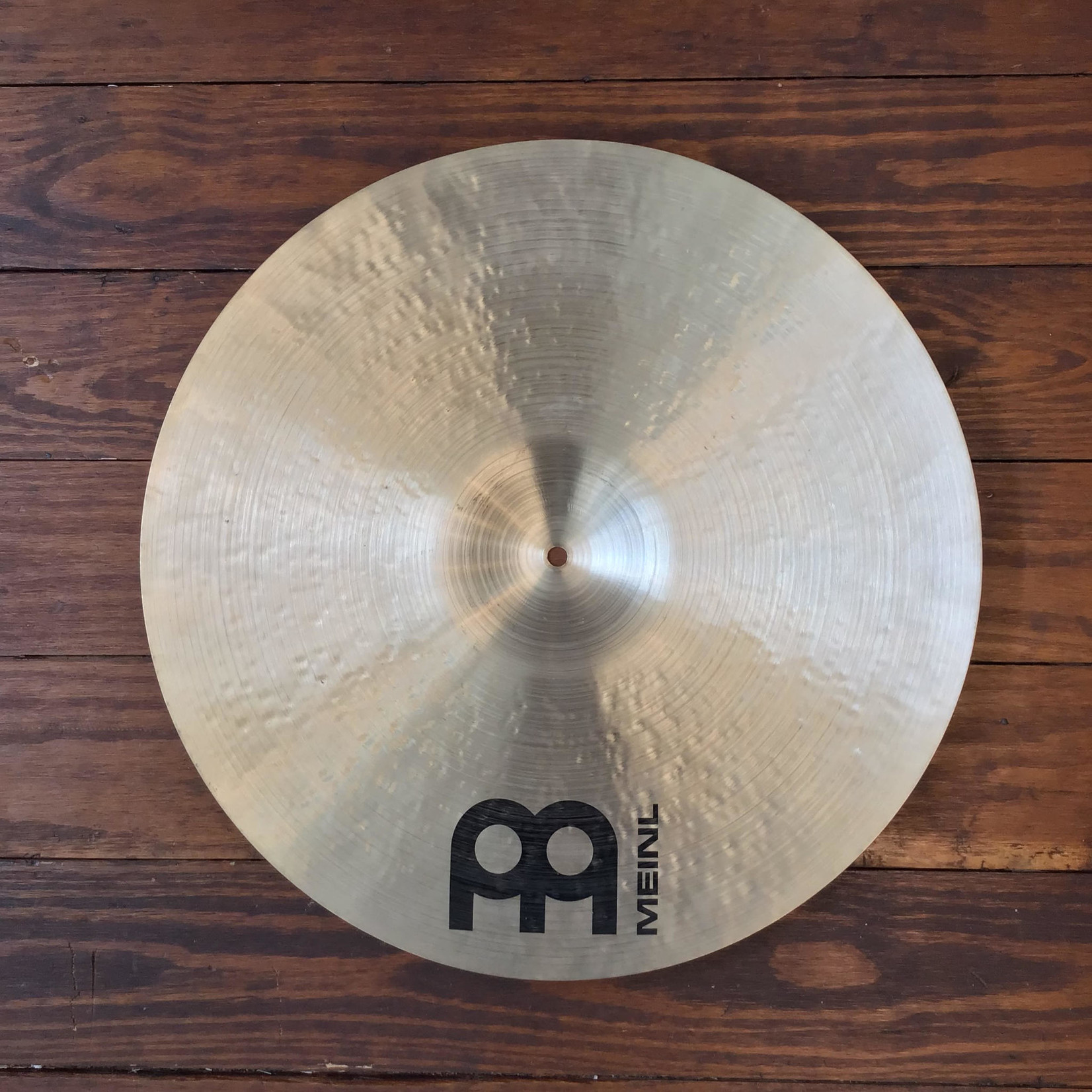 """Meinl USED Meinl Byzance Traditional 20"""" Ping Ride (Discontinued)"""