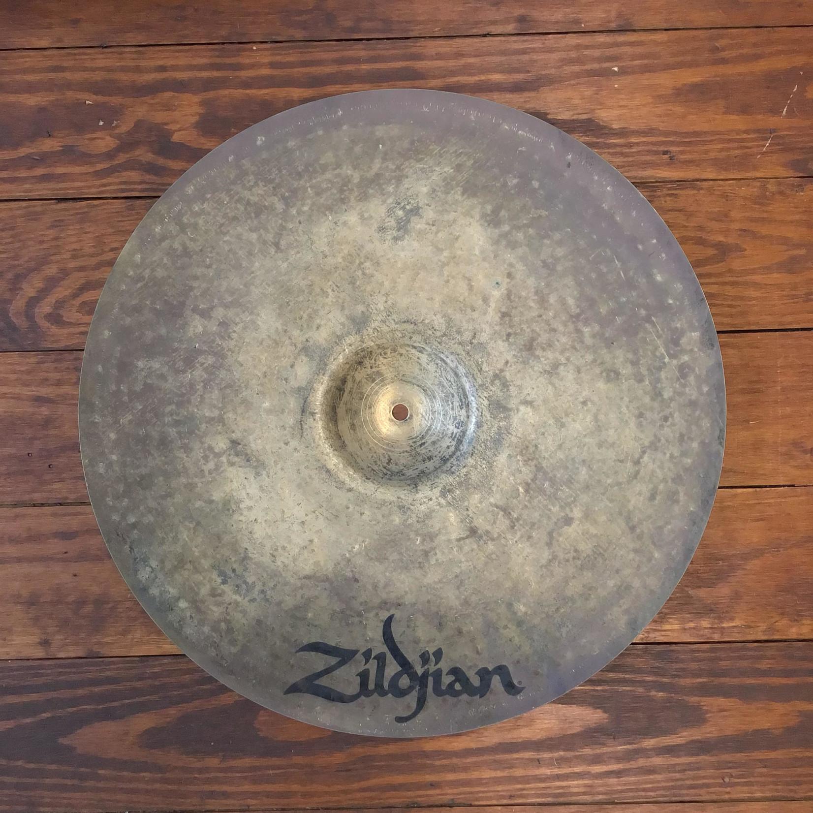 """Zildjian USED Zildjian K Custom 20"""" Dry Ride Cymbal"""
