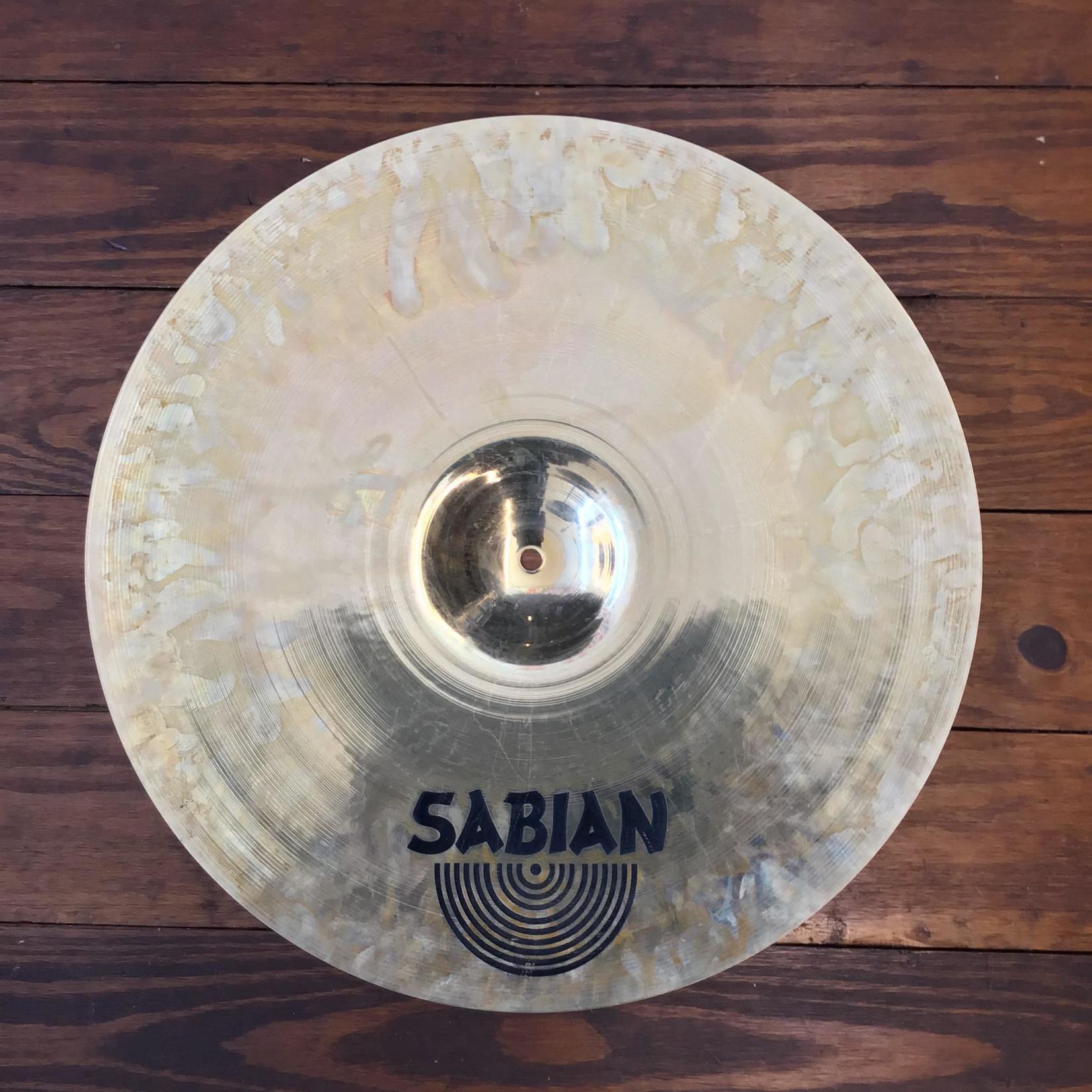 "Sabian USED Sabian AAX 20"" Stage Ride Cymbal"