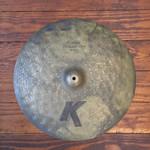 """Zildjian USED Zildjian K Custom 20"""" Dry Light Ride Cymbal"""