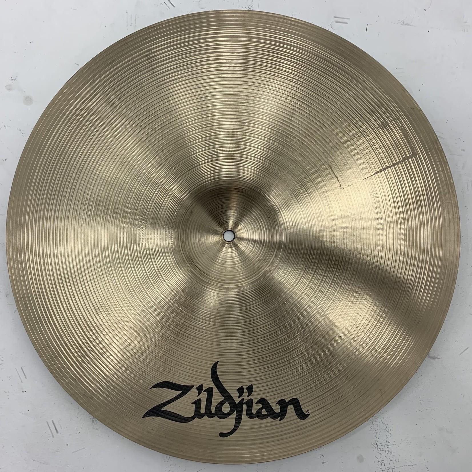 """Zildjian USED Zildjian A 20"""" Ping Ride Cymbal (Michael Wagener Collection)"""