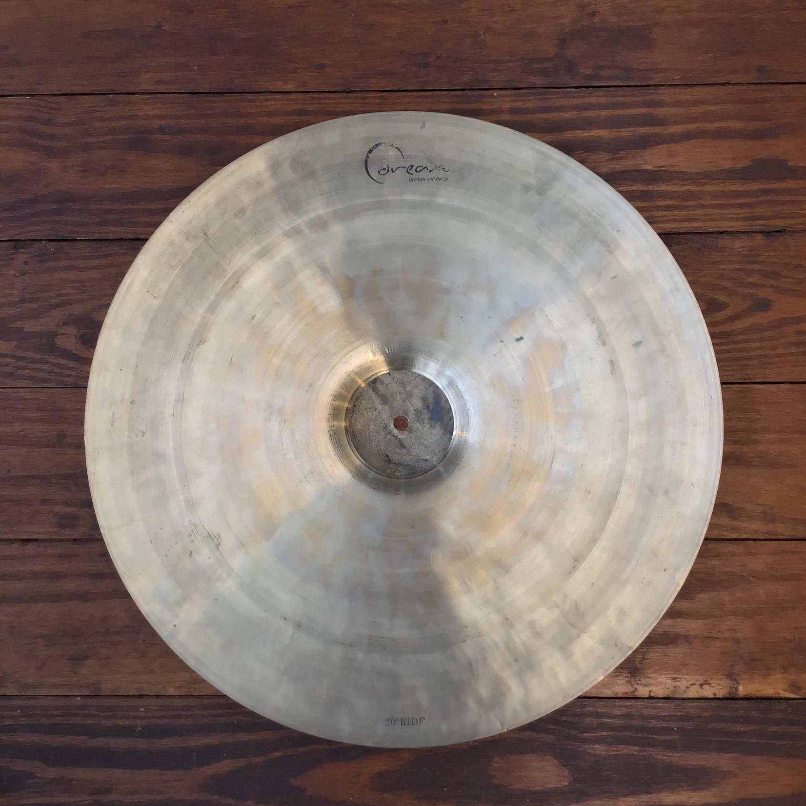 "Dream USED Dream Energy 20"" Ride Cymbal"