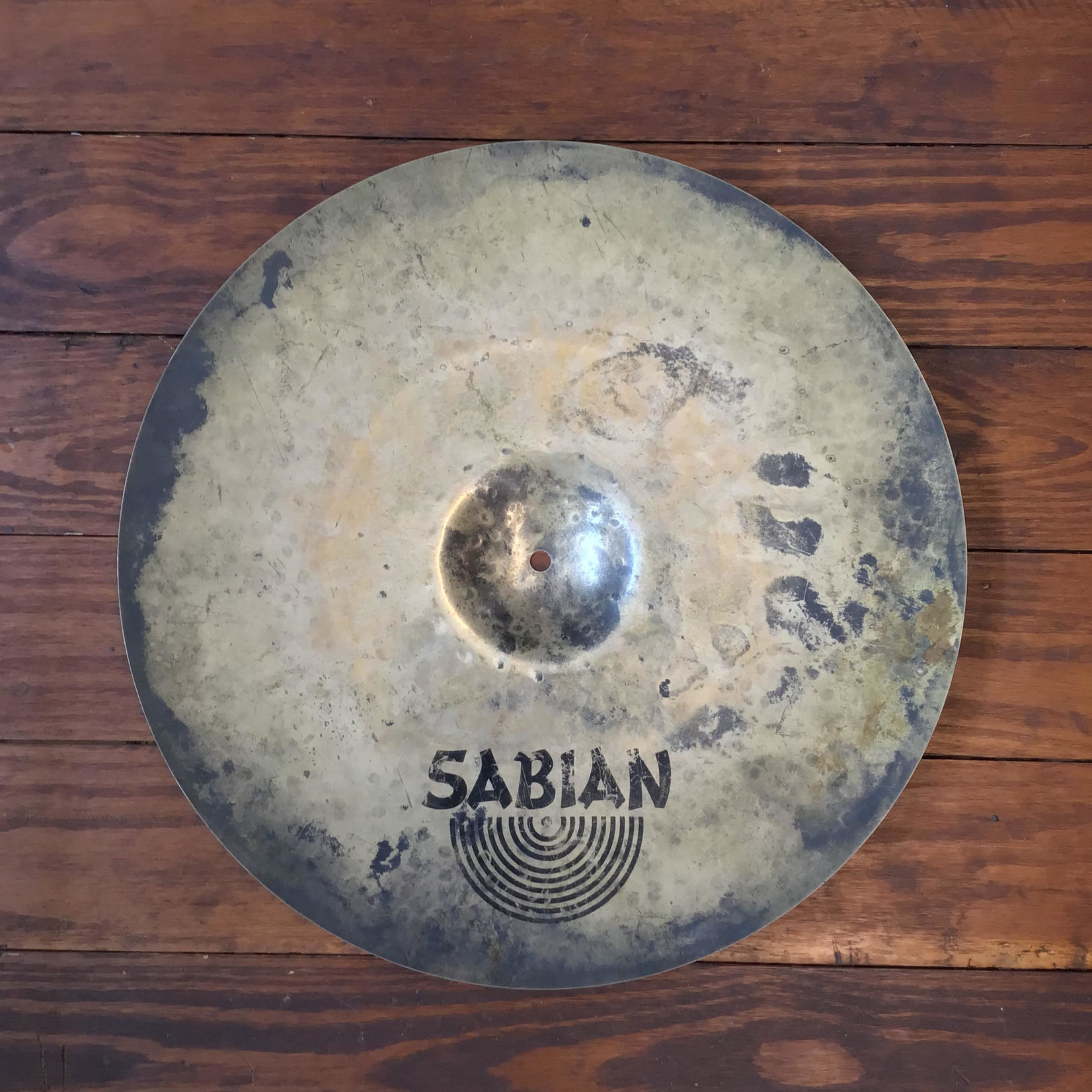 "Sabian USED Sabian HH 20"" Leopard Ride Cymbal"