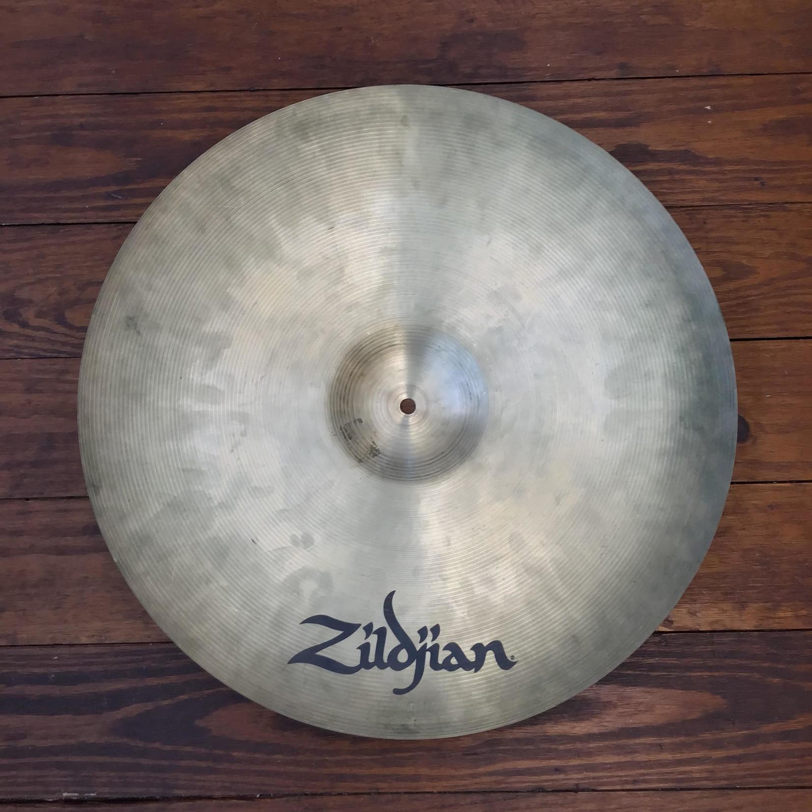 """Zildjian USED Zildjian A 22"""" Medium Ride Cymbal"""