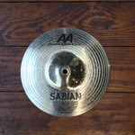 "Sabian USED Sabian AA 10"" Metal-X Splash Cymbal"