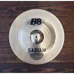 "Sabian USED Sabian B8 18"" Chinese Cymbal"