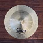 "Sabian USED Solar 18"" Chinese Cymbal"