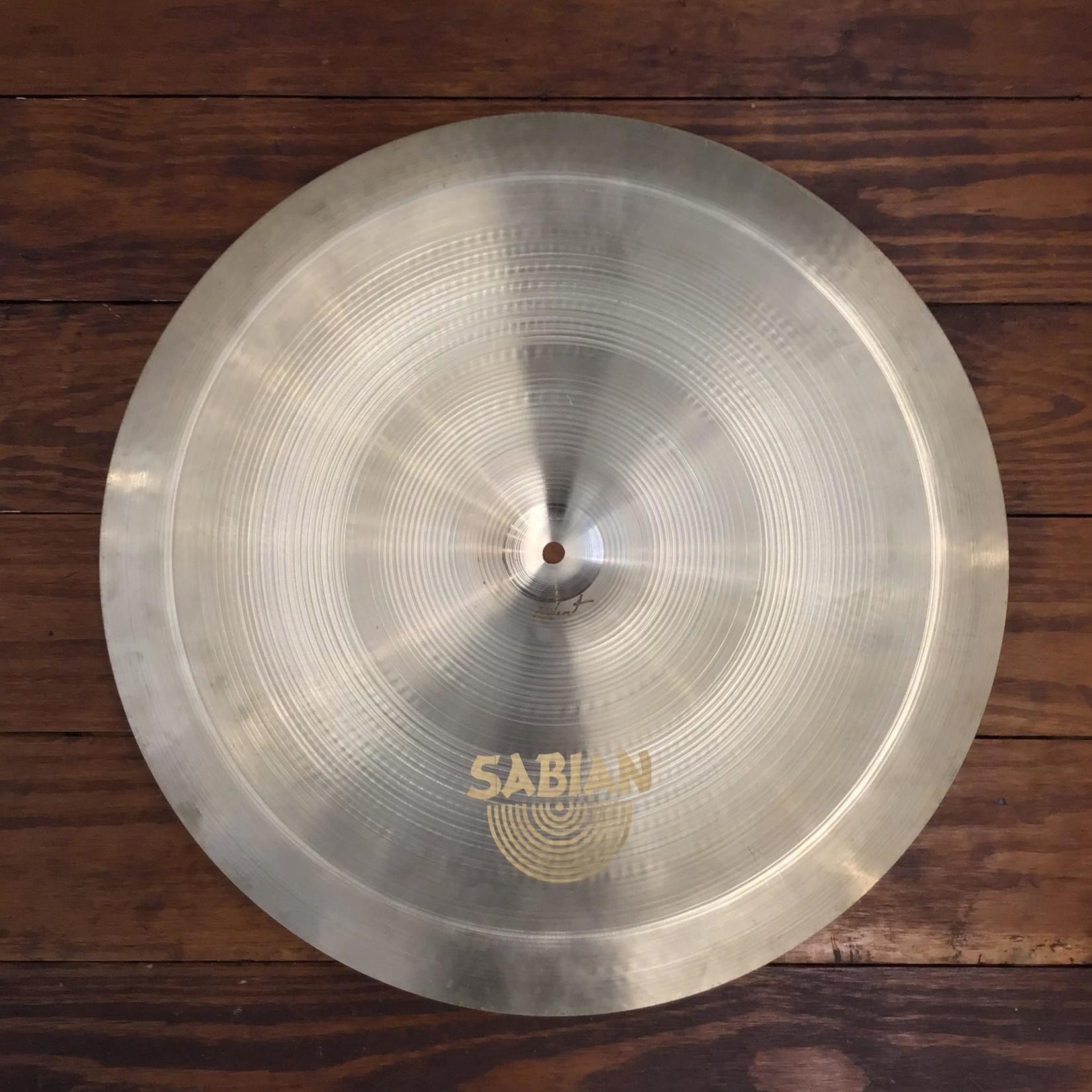 "Sabian USED Sabian Paragon 20"" Chinese Cymbal"
