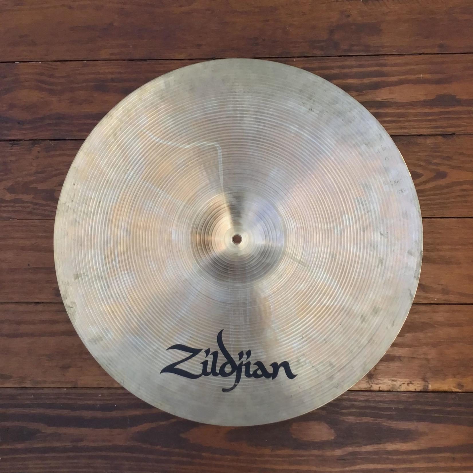 "Zildjian USED Zildjian A 21"" Rock Ride Cymbal"