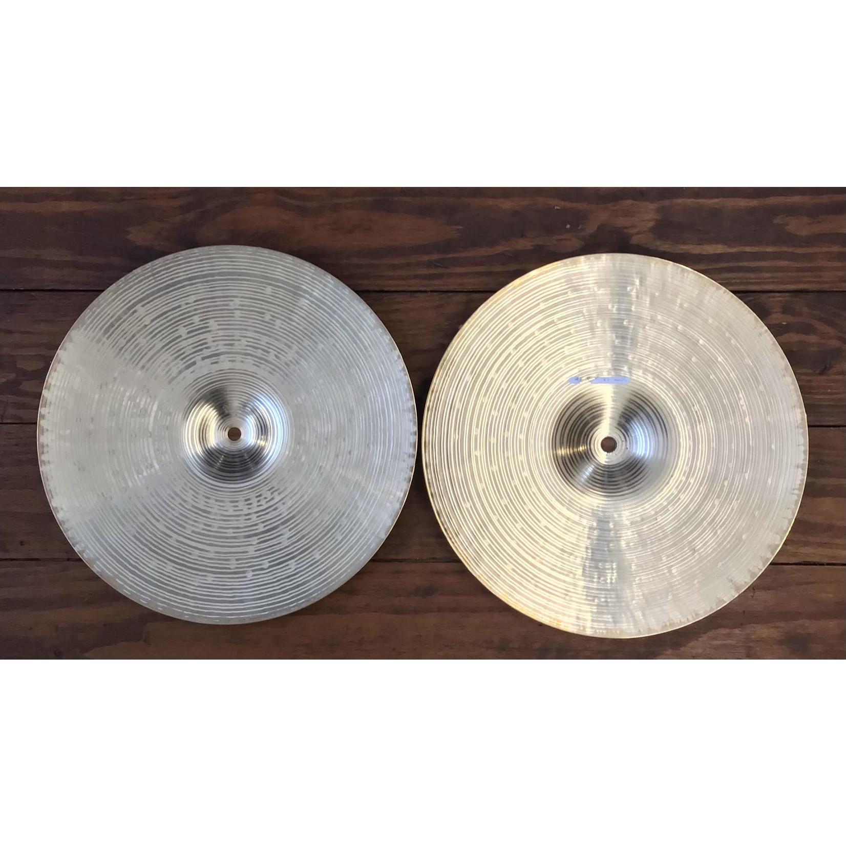 "Paiste USED Paiste Twenty 14"" Hi-Hat Cymbals (Pair)"