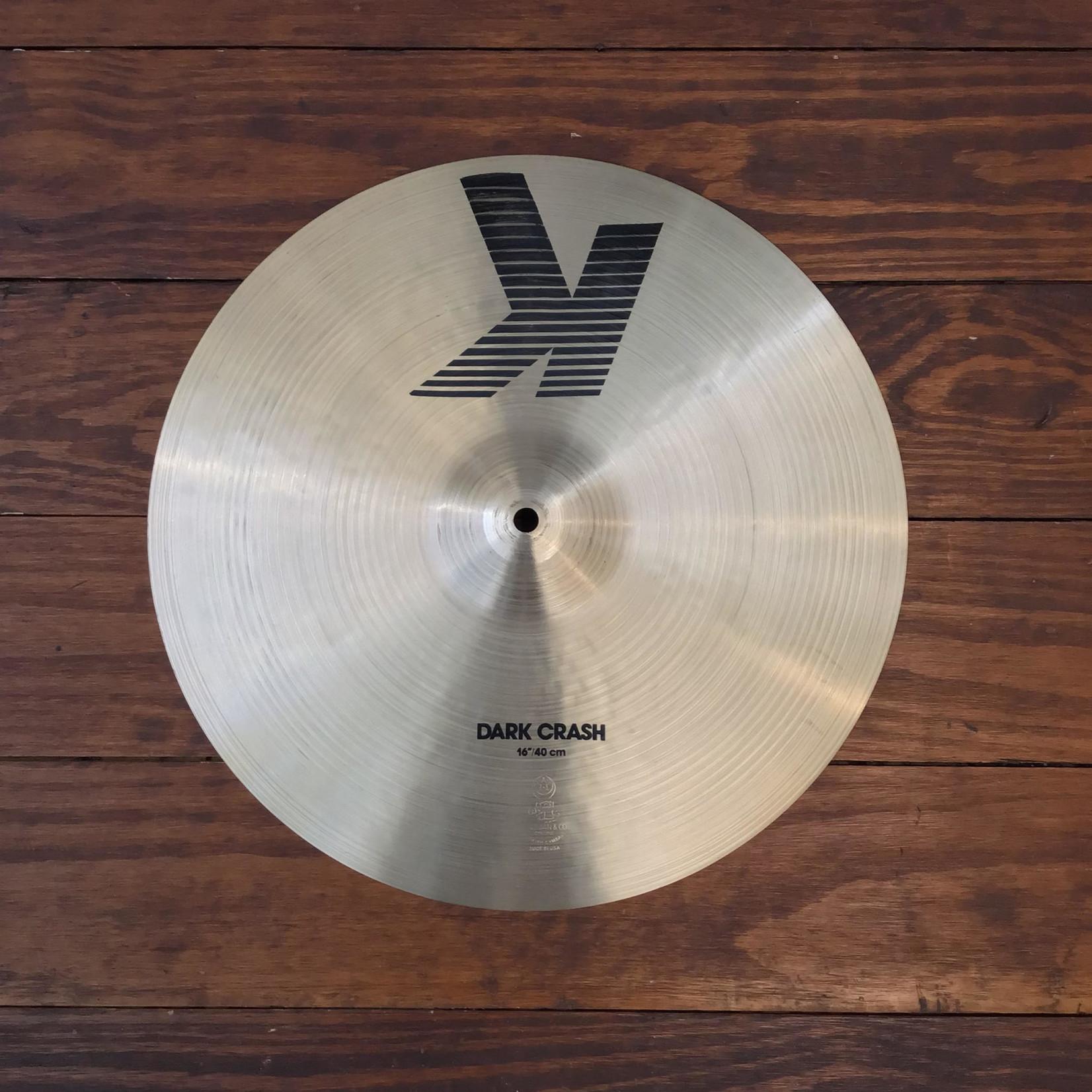 "Zildjian USED Zildjian K 16"" Dark Crash Cymbal"
