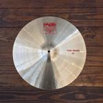 "Paiste USED Paiste 2002 19"" Thin Crash Cymbal"
