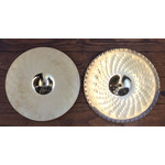 "Zildjian USED Zildjian Z Custom 14"" Mastersound Hi-Hat Cymbals (Pair)"