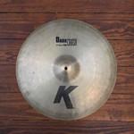 "Zildjian USED Zildjian K 19"" Dark Thin Crash Cymbal"