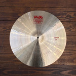 "Paiste USED Paiste 2002 20"" Crash Cymbal"