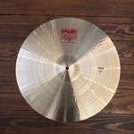 """Paiste USED Paiste 2002 22"""" Ride Cymbal"""
