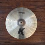 "Zildjian USED Zildjian K 16"" Sweet Crash Cymbal"