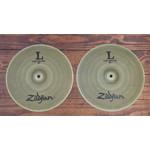 "Zildjian USED Zildjian Low Volume 14"" Hi-Hat Cymbals (Pair)"