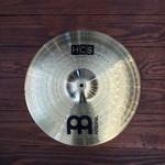 """Meinl USED Meinl HCS 18"""" Crash Cymbal"""