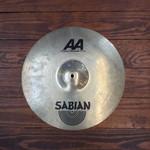 """Sabian USED Sabian AA 18"""" Medium Thin Crash Cymbal"""