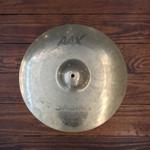 """Sabian USED Sabian AAX 18"""" Dark Crash Cymbal"""