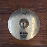 """Sabian USED Sabian AAX 16"""" X-Plosion Crash Cymbal"""