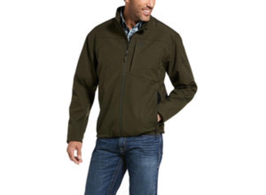10032928 Vernon Softshell Jacket Olive