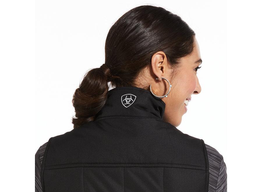 10032984 Real Crius Black Vest