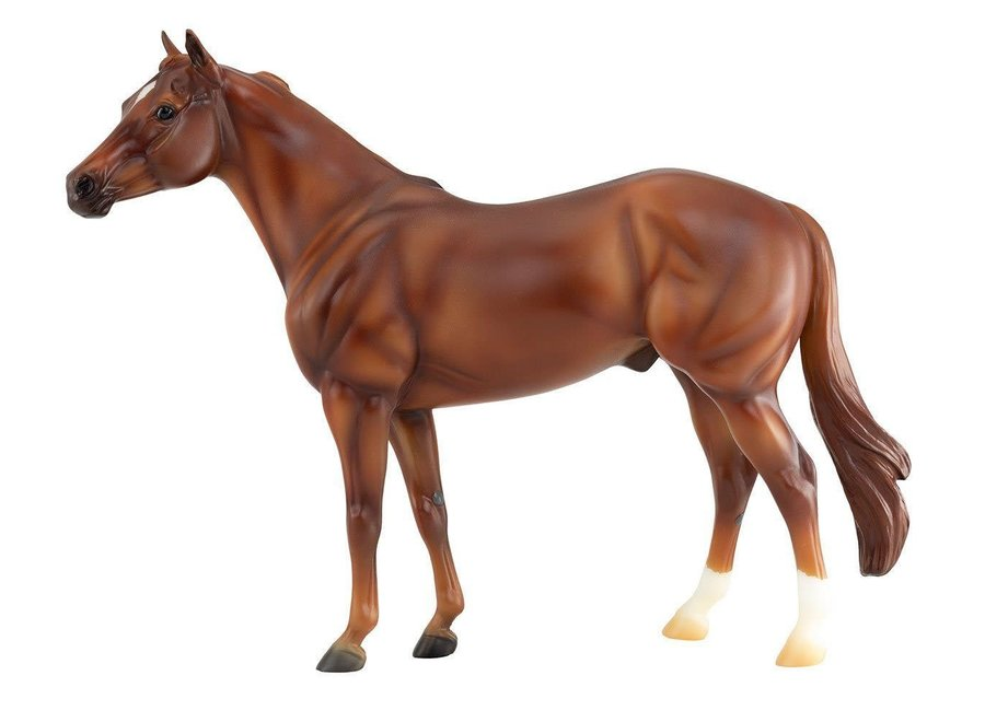 1824- Orren Mixer Quarter Horse Breyer
