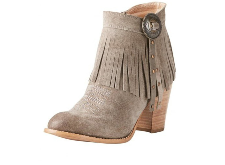 10021284 unbridled Avery suede 8