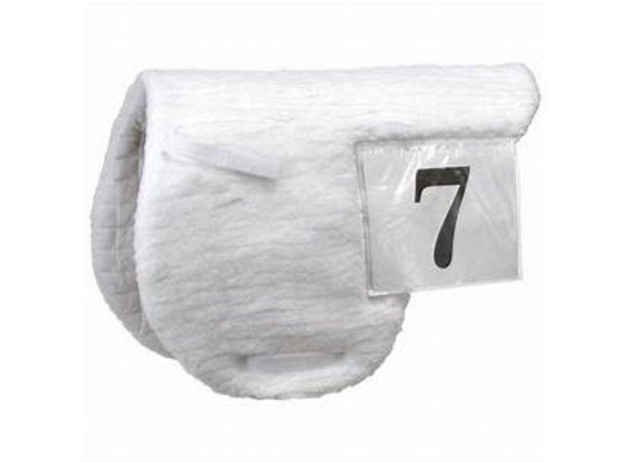 30-907 number pad fleece EquiRoyal