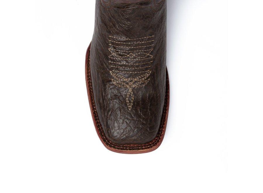 1209309 Acero Chocolate sq toe 9D