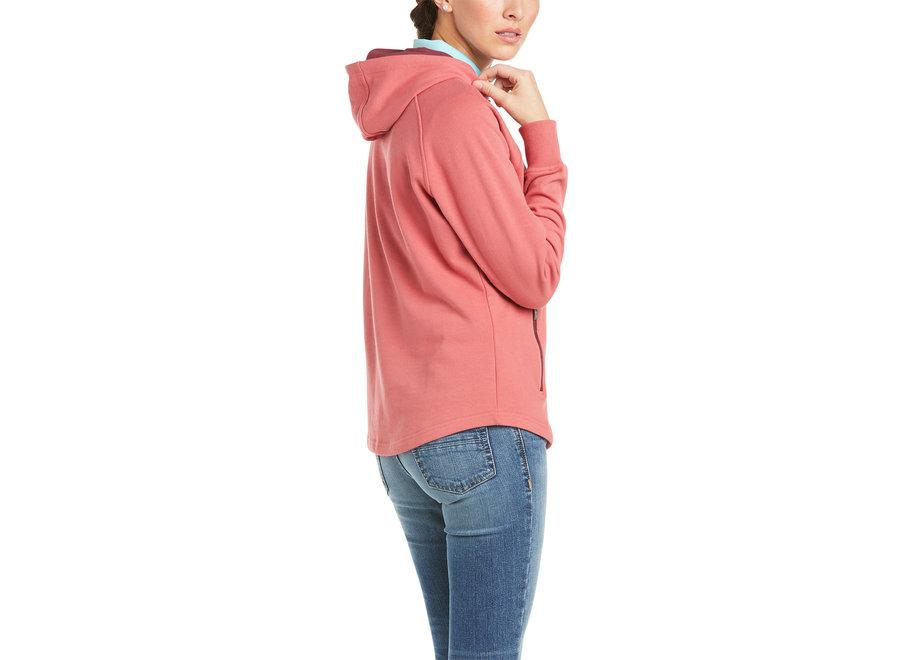 10035013- 3D Logo Hood amaranth