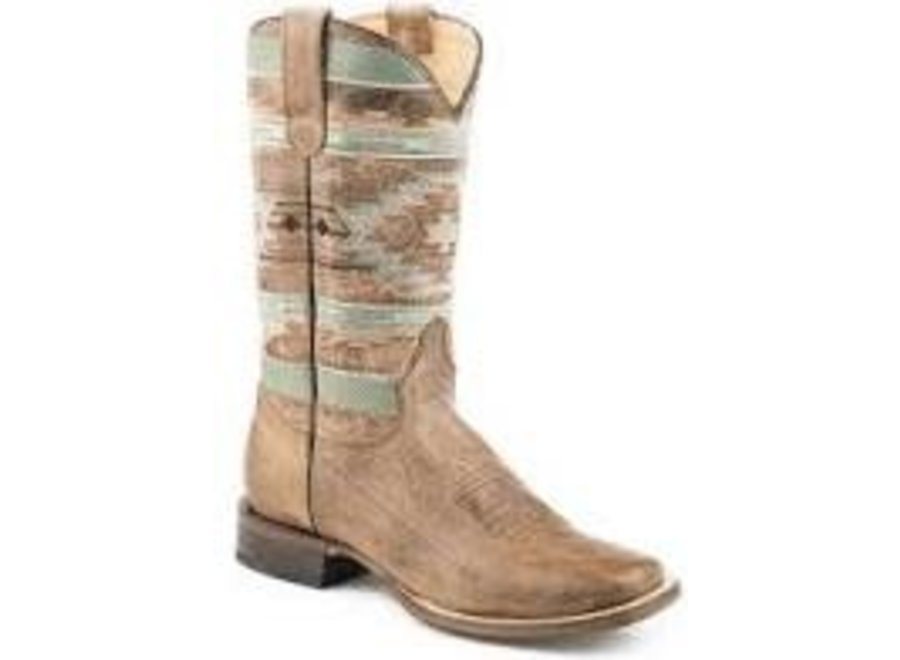 09-021-7016-1547 mesa brown boots