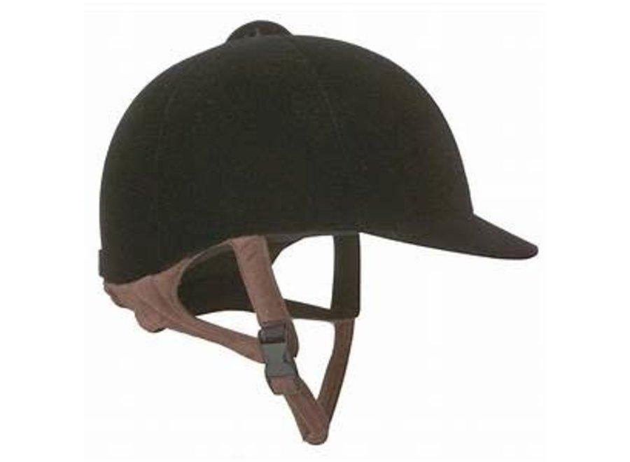 12-1072 Pro Rider Helmets Black 7 1/8