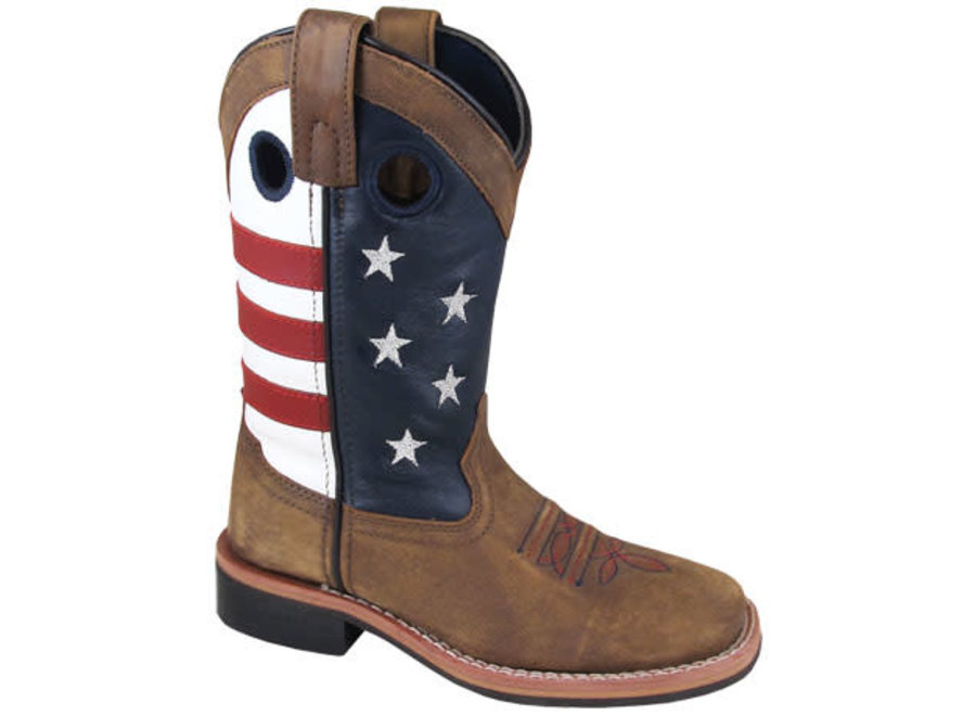 3880 Stars & Stripes Vintage Brown