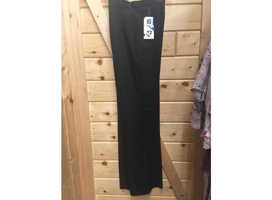 209411 LADIES SHOW PANTS BLACK XLG