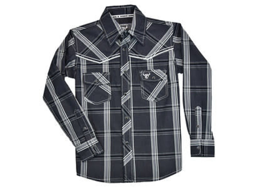 325398-043 YOUTH FINLEY PLAID
